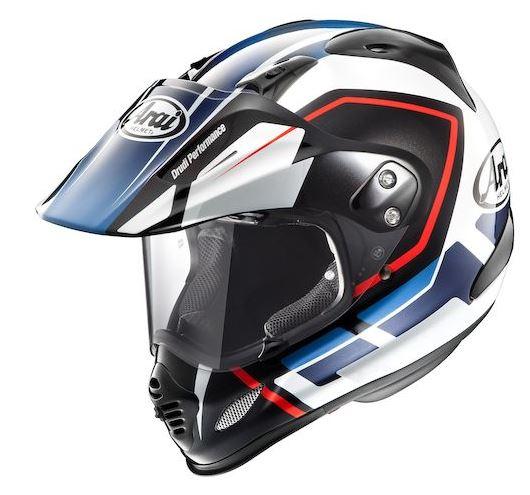 0bdcd2f9 Arai XD4 adventure motorcycle crash helmet review - Billys Crash Helmets