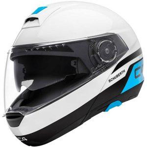 schuberth-pulse-C4-flip-front-helmet-side-view