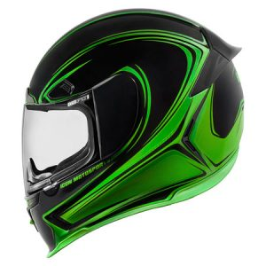 Icon-Airframe-Pro-halo-green-motorcycle-helmet-side-view