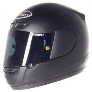 suomy-apex-motorbike-helmet-matt-black-side-view