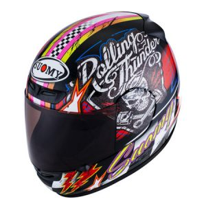 suomy-apex-rolling-thunder-motorcycle-helmet-top-side-view
