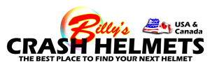 Billy\'s Crash Helmets - the best place to find your next helmet