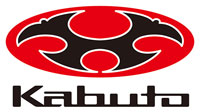 kabuto crash helmets logo