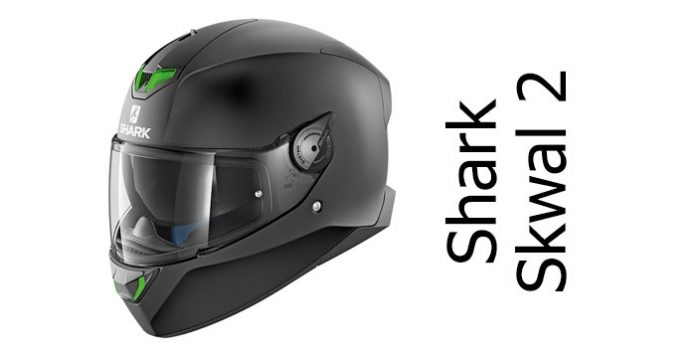 37bb615e Shark Skwal 2 Motorcycle Helmet: a great all rounder with built-in LEDs