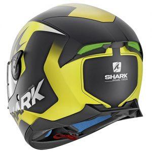 shark-skwal-2-motorcycle-helmet-trion-yellow-black-rear-view