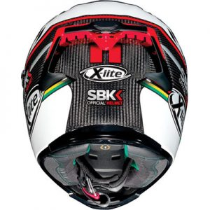 x-lite-x-803-ultra-carbon-crash-helmet-sbk-official-rear-view