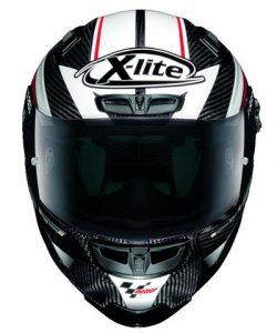 x-lite-x803-ultra-carbon-RS-MotoGP-race-helmet-front-view