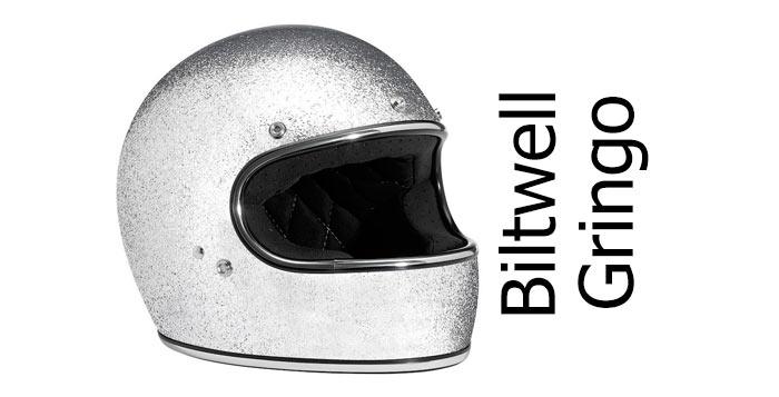 Review of the Biltwell Gringo and Gringo-S Motorcycle Crash Helmet - Billys Crash Helmets