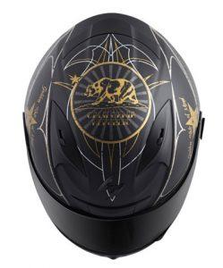 scorpion-exo-r710-motorcycle-crash-helmet-golden-state-top-view