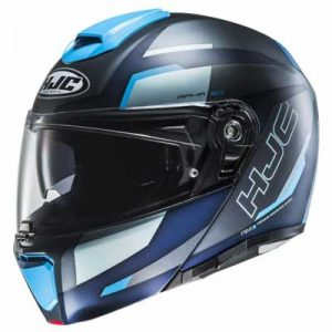 HJC-RPHA-90-Rabrigo-helmet-blue-side-view