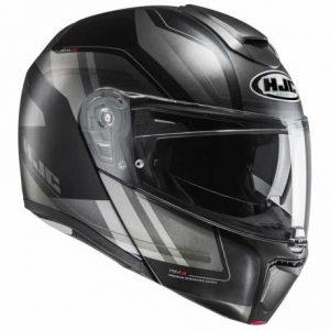 HJC-RPHA-90-flip-front-helmet-tanisk-grey-side-view