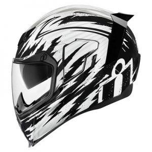 icon-airflite-fayder-motorcycle-helmet-in-white-black-side-view