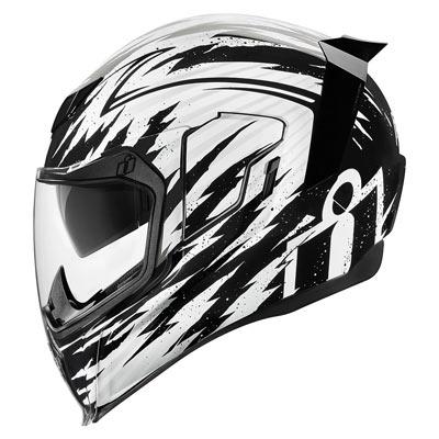 20782a8f Icon Airflite motorcycle crash helmet review - Billys Crash Helmets