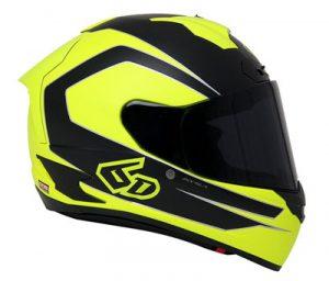 6D-ATS-1-crash-helmet-in-fluo-yellow-black-side-view