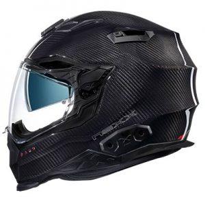 Nexx X.WST2-Carbon zero street motorbike helmet side view
