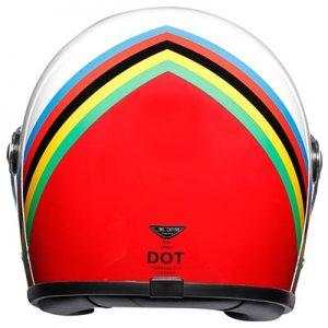 agv-x3000-gloria-retro-crash-helmet-rear