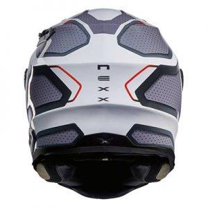 nexx xwild street motrox helmet rear view