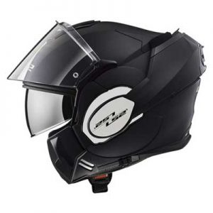 ls2-valiant-solid-matt-black-modular-crash-helmet-side-view