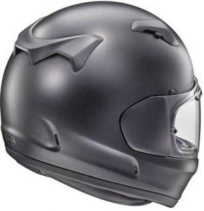 arai-renegade-v-motorcycle-crash-helmet-black-frost-rear-view