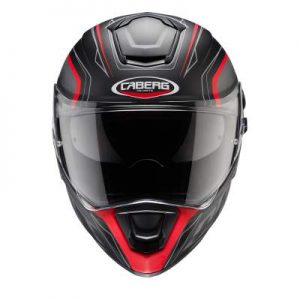 caberg drift evo Integra composite motorbike front view