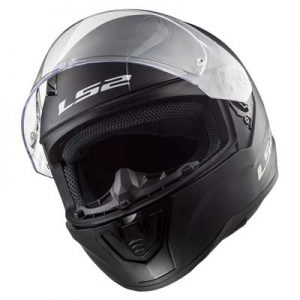 s2-FF353-rapid-motorcycle-helmet-matt-black-front-view