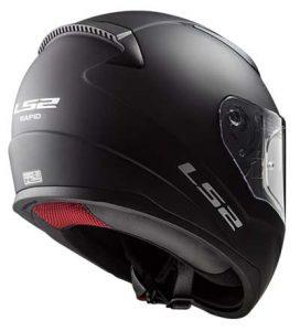 ls2-FF353-rapid-motorcycle-helmet-matt-black-rear-view