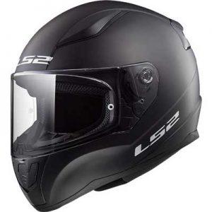 ls2-FF353-rapid-motorcycle-helmet-matt-black-side-view