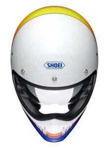 Shoei-Ex-Zero-motorcycle-helmet-Equation-TC-2-top-view