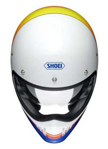 Shoei-Ex-Zero-motorcycle-helmet-Equation-TC-2-top-view