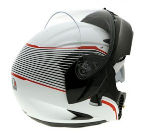 AGV-Compact-Vermont-helmet-rear-view-chin-bar-up