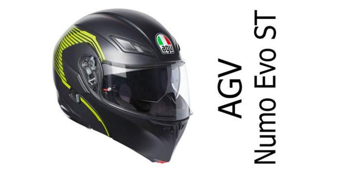 940d71be AGV Numo Evo ST: one of the safest modular helmets around? - Billys ...