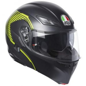 AGV Numo Evo vermont helmet side view