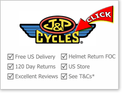 Buy AGV helmets from JP Cycles icon