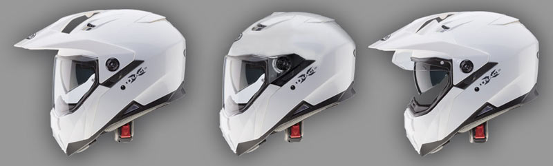 caberg-x-trace-helmet-configurations