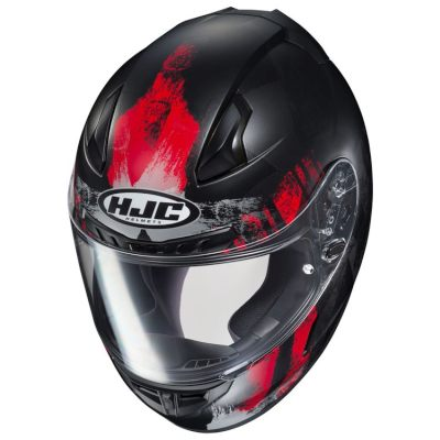 58ce42a6 Low priced, Snell tested, amazing value full face helmet. The HJC CL ...