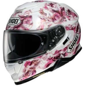 Shoei GT Air II 2 conjure motorcycle helmet side view