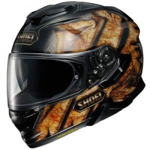 Shoei GT Air II 2 deviation motorbike helmet side view