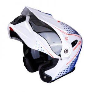 scorpion exo adx 1 horizon modular adventure bike helmet