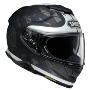 shoei GT Air II helmet Reminisce graphics side view
