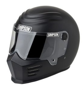 simpson-outlaw-bandit-helmet-matt-black-side-view