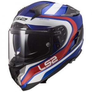 LS2 Challenger gt fusion helmet side view