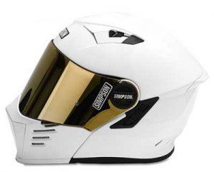 simpson-mod-bandit-motorcycle-helmet-gloss-white-side-view
