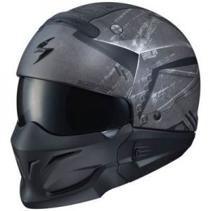 scorpion exo covert incursion helmet frontview