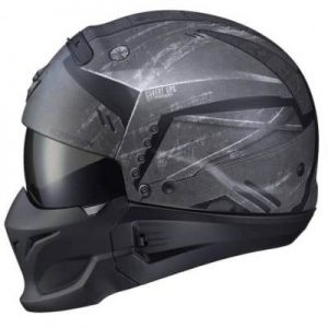scorpion exo covert incursion helmet side view