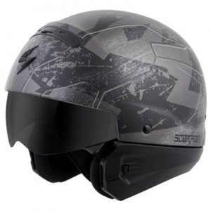 scorpion exo covert ratnik phantom helmet side view