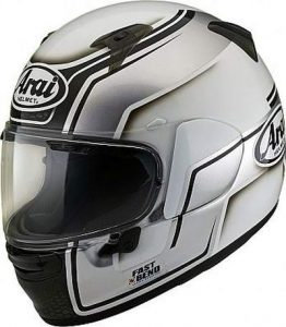 arai Regent X Bend helmet side view