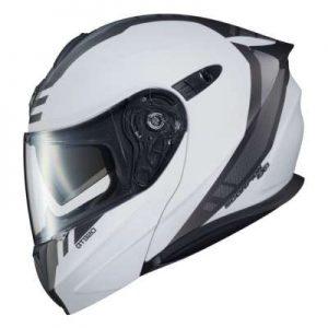 scorpion exo gt920 unit modular helmet side view