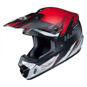 hjc cs-mx 2 krypt motocross helmet side view
