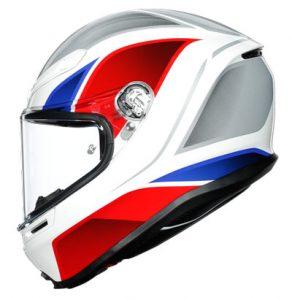AGV-K6-Multi-Hyphen-red-white-blue-motorcycle-helmet-side-view