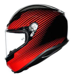 AGV-K6-Rush-motorbike-crash-helmet-side-view
